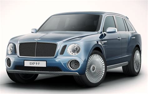A Bentley Suv It May Become Cars Trucks
