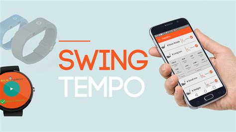 swing tempo trueshot tracker bluecover