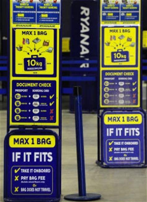 dimensioni bagaglio cabina ryanair bagaglio a mano in aereo misure dimensioni e peso