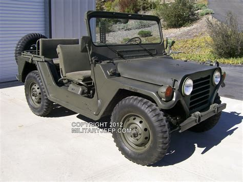 military jeep militaryjeep com m151a2 mutt jeep for sale
