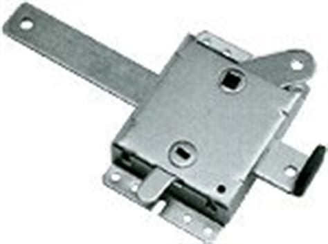 Garage Door Mechanism Parts garage door parts locking side latch mechanism