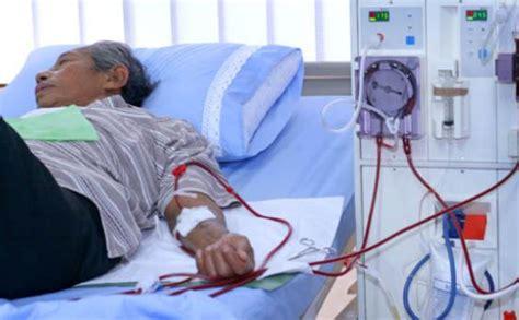 Mesin Cuci Darah rs hosana medica membuka layanan cuci darah hemodialisa