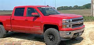 2014 Chevrolet Silverado Lifted This Lifted 2014 Silverado Looks Awesome Gm Authority