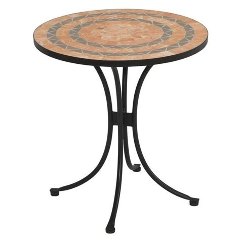 Table Terra by Bistro Table In Terra Cotta 5603 34