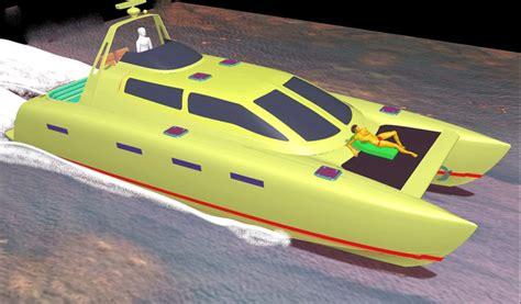 catamaran cruising costs kurt hughes multihull design catamarans and trimarans