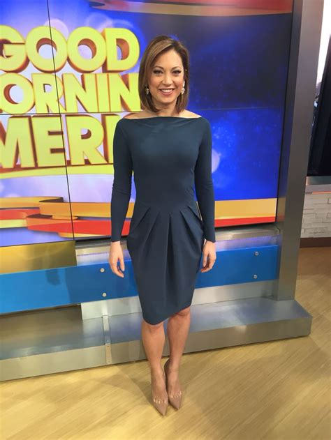 amy robach tweets quot hey sunrise ginger zee do you like ginger zee latest hair 25 best ideas about ginger zee on