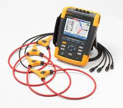 435 meters to fluke 435 series ii energy analyzer with advanced power quality functions