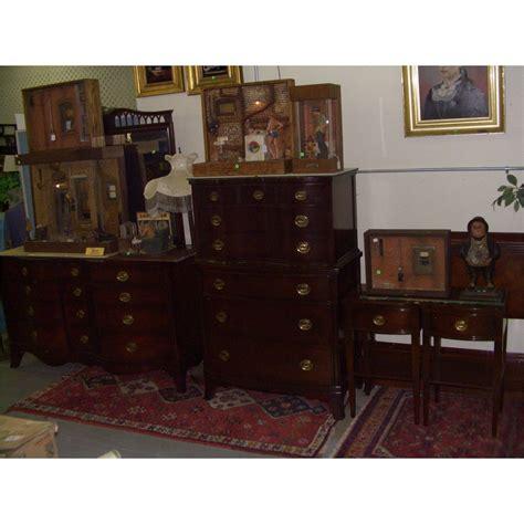 drexel bedroom set 5 piece serpentine mahogany drexel bedroom set ssr