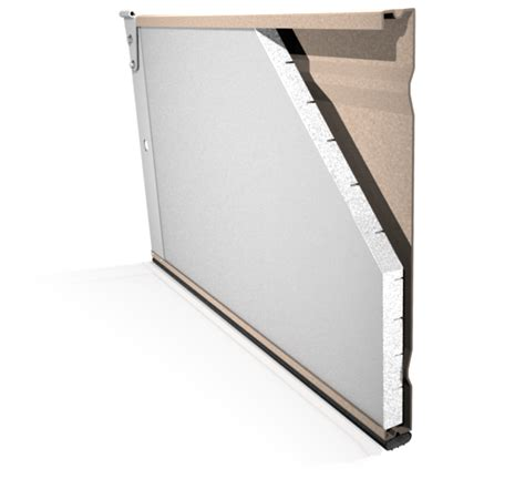 Insulating Garage Door With Styrofoam Garage Door Insulation Kits Foam Insulation Panels