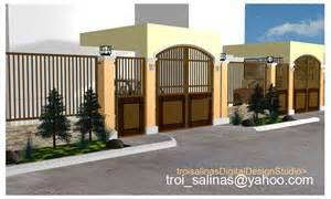 Modern house gate design philippines best house design ideas