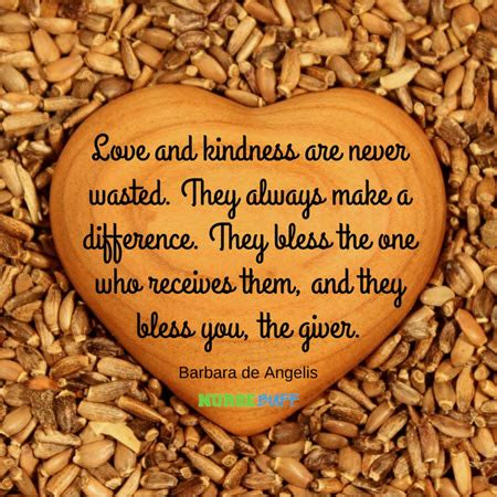 Quotes About Love Kindness