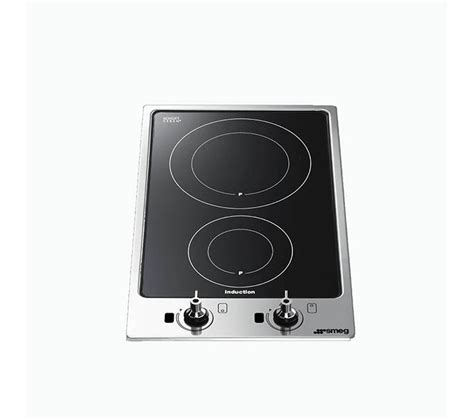 electric induction or ceramic hob buy smeg pgf32i 1 electric induction hob black free delivery currys