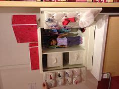 this looks easy to make on my own baby doll closet by