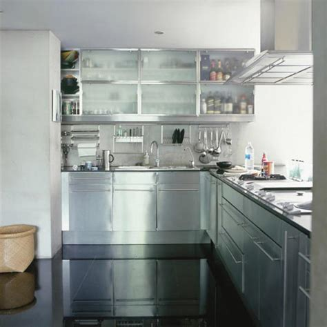 Stainless Steel Kitchen Cabinets Steelkitchen Stainless Steel Kitchen Designs