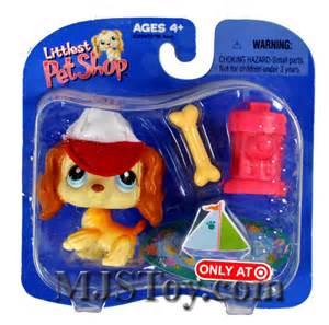 hasbro 2006 littlest pet shop exclusive single pack series bobble head pet figure
