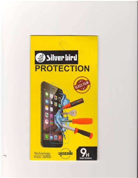 silverbird tempered glass guard  micromax canvas knight