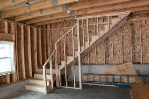 Garage Stairs Design New 24 X34 Detached Garage With Attic Trusses The Garage Journal Board Stairs
