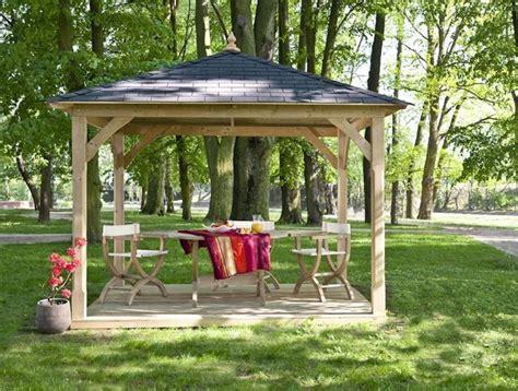 prezzi gazebi in legno il gazebo in legno gazebo e tende da sole