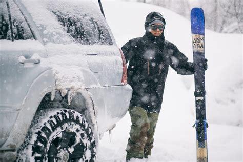 armada sci sci armada l incontro di design e prestazioni sulla neve
