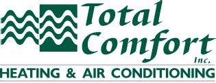 Total Comfort Heating Air Products And Services Md Pa