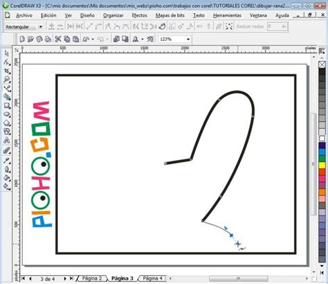 tutorial hand lettering corel draw tutorial dibujar rana coreldraw x3 on vimeo