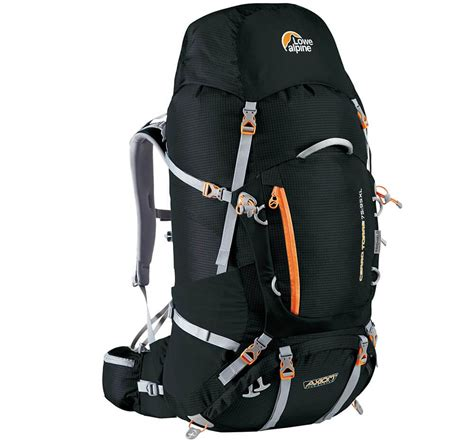 Tst Backpack lowe alpine cerro torre trekkinrucksack im test