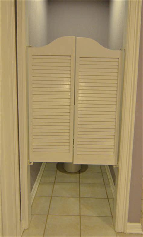 Bathroom Saloon Doors by Mini Bathroom Update Wills Casawills Casa