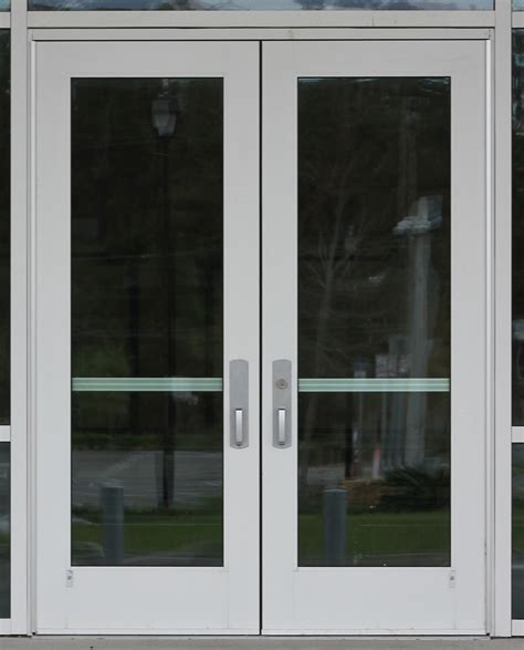 Glass Entrance Doors Comercial Glass Door 14textures