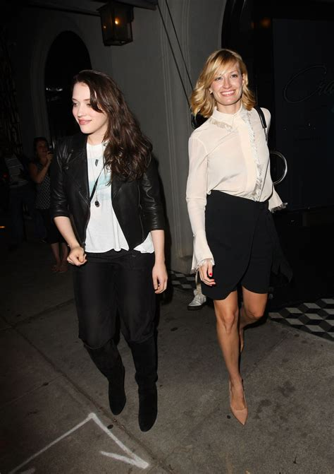 and beth dennings and beth behrs at craig s restaurant in west 09 27 2015