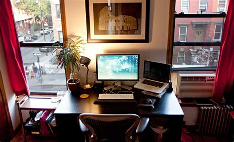 Office Desks Nyc 40 Photos Of Creative Offices Freelance Workspaces Designm Ag