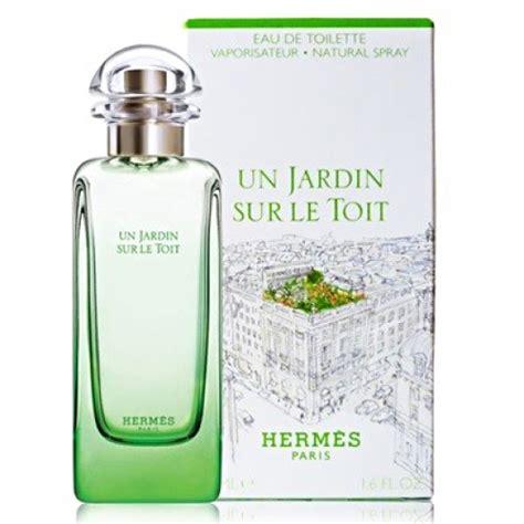 Hermes Un Jardin Sur Le Toit Edt 7 5ml Parfum Unisex Miniature Asli hermes un jardin sur le toit edt for unisex fragrancecart