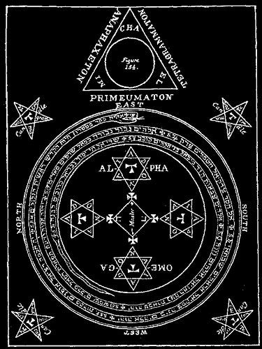 libro solomons seal summoning circle goetia flickr photo sharing