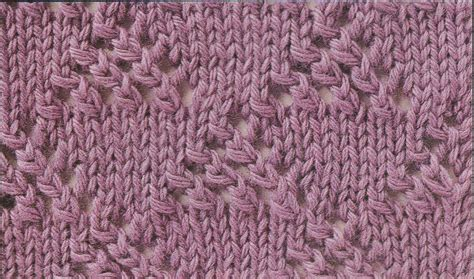 yf knitting lace triangles stitch for lace triangle