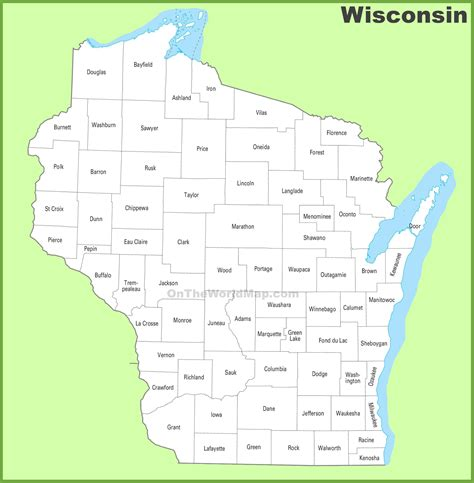 map usa wisconsin map of usa wisconsin mockup software mac