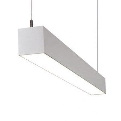 Indirect Lighting Fixtures Ceilings by Prudential Lighting P40 Linear Direct Or Indirect Pendant