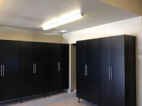 and black garage cabinets quality pro garage cabinets black