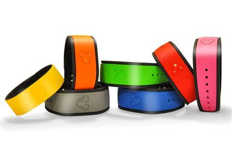 disney magic bands colors wdwthemeparks magic band