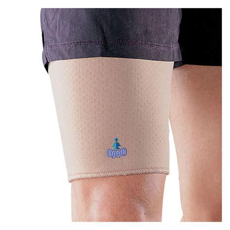 Compression Hamstring Bandage oppo 1040 neoprene thigh support brace hamstring