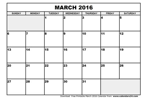 printable calendar april 2016 march 2017 march 2016 calendar april 2016 calendar