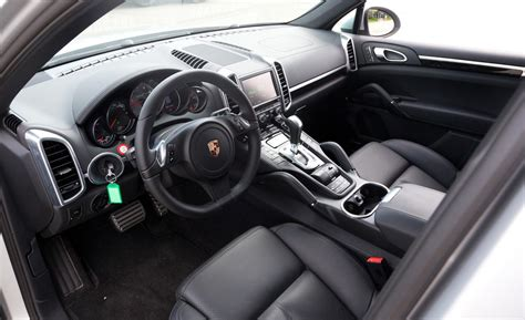 Cayenne Interior by Car Picker Porsche Cayenne Interior Images