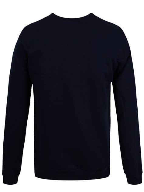 And Black Sweater dc comics batman fair isle logo s navy sweater ebay