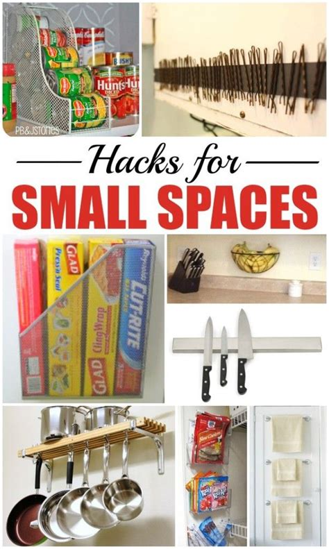 small closet hacks 10 hacks for small spaces diy kitchen storage linen