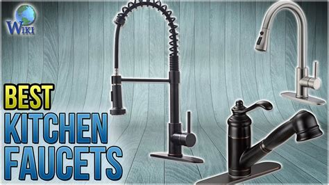 what are the best kitchen faucets 2018 10 best kitchen faucets 2018