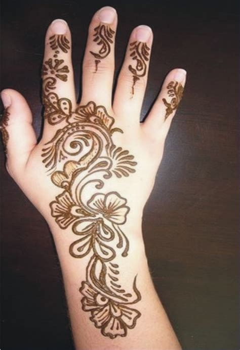 henna design guide 15 simple mehndi designs for kids guide patterns