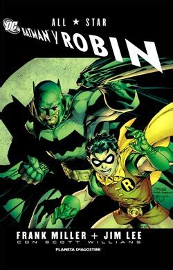 libro all star batman hc all star batman y robin rescatado de fan a fan tu blog de cine series c 243 mics libros y