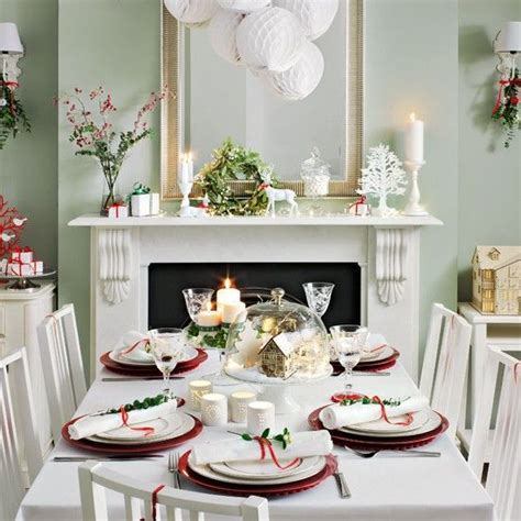 Dining Room Christmas Decorations by 37 Awesome Christmas Dining Room D 233 Cor Ideas