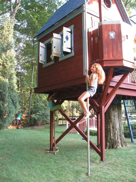 treehouse to play barbara butler extraordinary play structures for