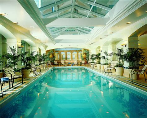 Indoor Swimming Pool by Chase The Winter Blues Away At A Local Hotel Pool