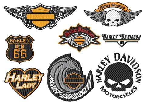 embroidery design harley davidson 13 best embroidery designs images on pinterest