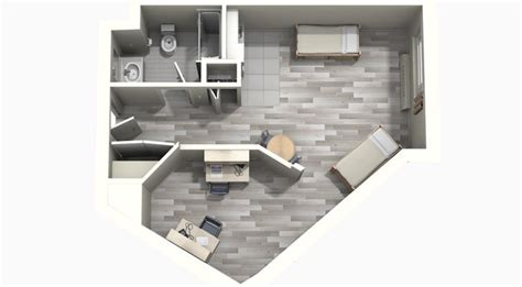 Floorplan Design friel housing service university of ottawa